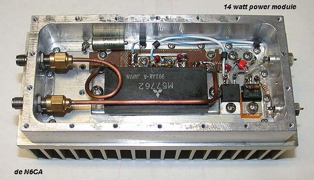 KH6HME 1296 MHz beacon