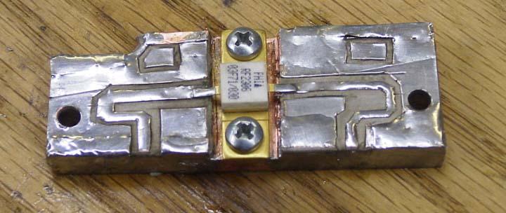 WA6CGR/WB6ZSU 900 MHz Driver Amplifier